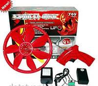 Летающая тарелка. Радиоуправляемая игрушка SPIDER-DISK М0931