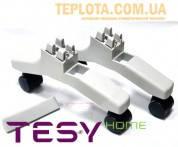 Комплект ножек с колесами для напольной установки конвектора TESY CN 03