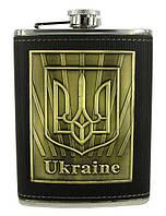 """Фляга подарочная """"Ukraine"""" 223 мл"""
