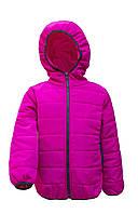 Курточка подростковая демисезонная для девочек (Размеры: 122, 128, 134, 140)