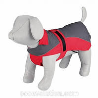 """TX-30278дождевик для собак""""Lorient""""70см,красный/серый"""