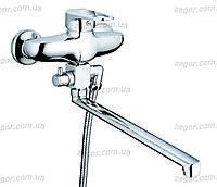Смеситель для ванны Zegor FGB.Ф40 картриджный