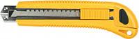 Нож с отламывающимся лезвием, 18 мм Varicolor, 3 л (шт.) Top Tools (17B108)