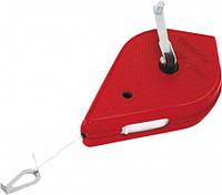 Шнур разметочный 15 м, металлический корпус (шт.) Top Tools (30C615)