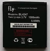 Аккумуляторная батарея Original к мобильному телефону Fly IQ442 MIRACLE 1500mAh (BL4247)