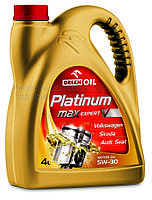 Масло моторное Platinum Max Expert V 5W30  4L