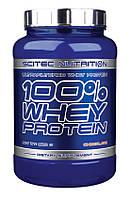 Протеин Scitec Nutrition 100% Whey Protein (930 g)