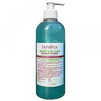 Жидкое мыло бактерицидное для маникюра и педикюра Tanoya 500 мл