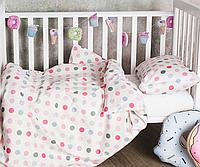 Постельное белье для новорожденных Royal Dream (Цветные сны)