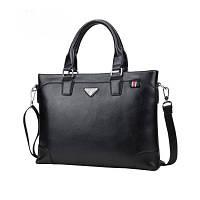 Модный портфель. Сумка для ноутбука. Портфель для документов. Качественная сумка. Код: КТМ290.