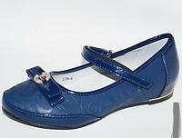 Туфли детские для девочки, 31-37