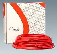 Двожильний нагрівальний кабель Nexans Defrost Snow TXLP/2R 1270/28