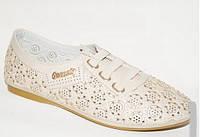 Туфли для девочки кожаные весна осень,  30-37