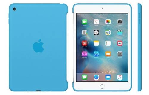 """Модный чехол силиконовый Apple iPad mini 4, 7.85"""" (Blue) MLD32ZM/A"""