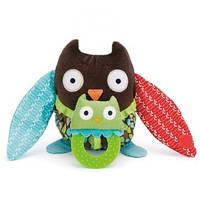 Игрушка-подвеска Skip Hop Hug & Hide owl Stroller Toy