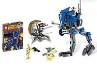 Конструктор Звездные войны (аналог копия LEGO Star Wars 75002 ) SENCO SY 501