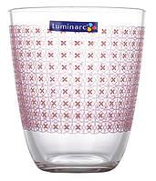 Набор стаканов Luminarc GALAXY PINK 310 х 3 высокие