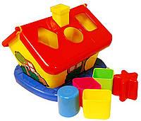 Садовый домик (в сеточке) - 3354