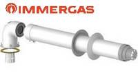 Конденсационная система дымоотвода для газовых котлов Immergas