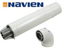 Конденсационная система дымоотвода для газовых котлов Navien