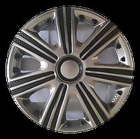 Колпаки на авто Star DTM Super Silver 13,14,15