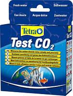 Тест на содержание углекислого газа в аквариуме Tetra test CO2