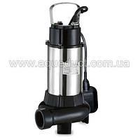 Насос канализационный с ножом 1.1кВт Hmax 10м Qmax 270л/мин V1100DF Aquatica