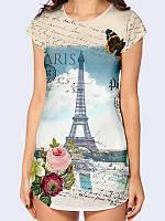Туніка Листівка з Парижу