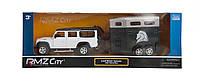 "544006-2TG Машинка ""Land Rover Defender"" с прицепом - 544006-2TG (A)"