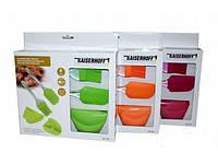 Kaiserhoff Набор силиконовых кухонных инструментов 4 предмета 1180 (40-458)