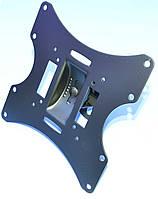 Кронштейн для LCD-TV  23-42'' черный (гориз./вертик. рег.)  Cabletech  UCH0041A