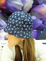 Панама шляпа с якорями Unisex