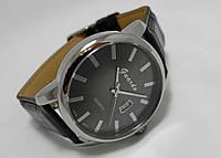 Мужские часы Guardo - DST black, цвет корпуса серебро