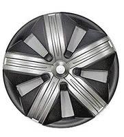 Колпаки на авто Star Брабус Super Silver R13, R14
