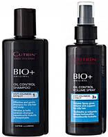 Набор для волос №09 Уход за жирной кожей головы (ВІО+ Oil Control), 200+150 мл