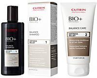 Набор для волос №07 Уход за сухой, чувствительной кожей головы (ВІО+ Balance), 200+175 мл