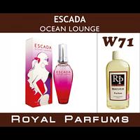 Духи на разлив Royal Parfums 100 мл Escada «Ocean Lounge» (Эскада Оушен Лаунж)