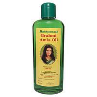 Брахми амла масло для головы - тоник для мозга и средство для волос, антисрессовое, укрепляющее нервы...