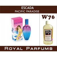 Духи на разлив Royal Parfums 100 мл Escada «Pacific Paradise» (Эскада Пасифик Парадайз)