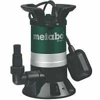 Metabo PS 7500 S Погружной насос для грязной воды 450Вт