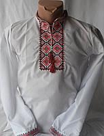 Рубашка вышиванка для мальчика РМ011