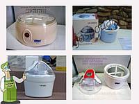Йогуртницы, мороженицы бытовые для изготовления йогурта и мороженого в домашних условиях