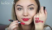 Матовая стойкая помада-карандаш Golden Rose Matte Lipstick Crayon 16