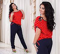 Д1207 20 Женский костюм размер 54-56