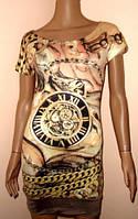Платье - туника размер XL,XXL отличное качество
