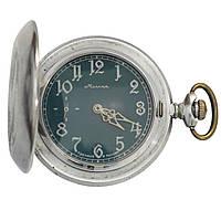 Карманные часы Молния. Редкий циферблат.