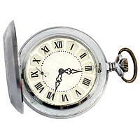 Молния часы карманные советские