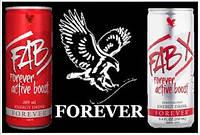 Энергетический напиток с  витаминами Форевер, США, FAB Forever Active Boost™ Energy Drink, 250 мл