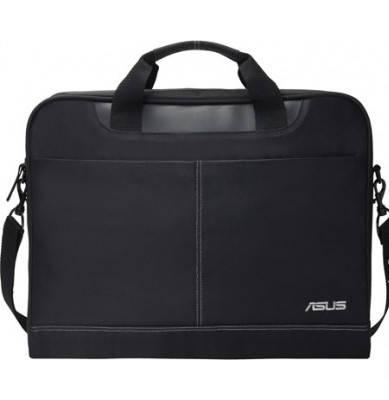 """Практичная сумка для ноутбукм ASUS Nereus Carry Bag 16"""" (Black) 90-XB4000BA00010"""