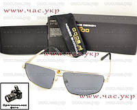 Мужские солнцезащитные очки Porsche Design Поляризация антибликовое покрытие полностью металлические